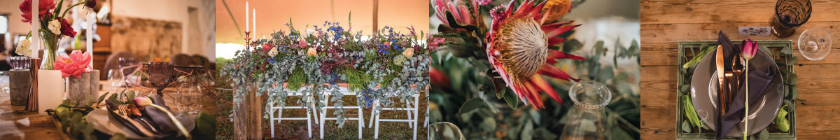 flowers decor events cape town
